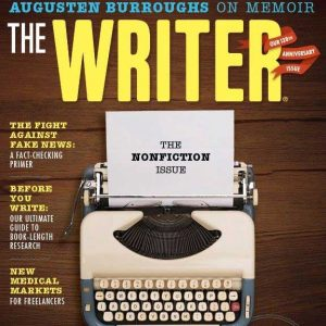 The Writer magazine