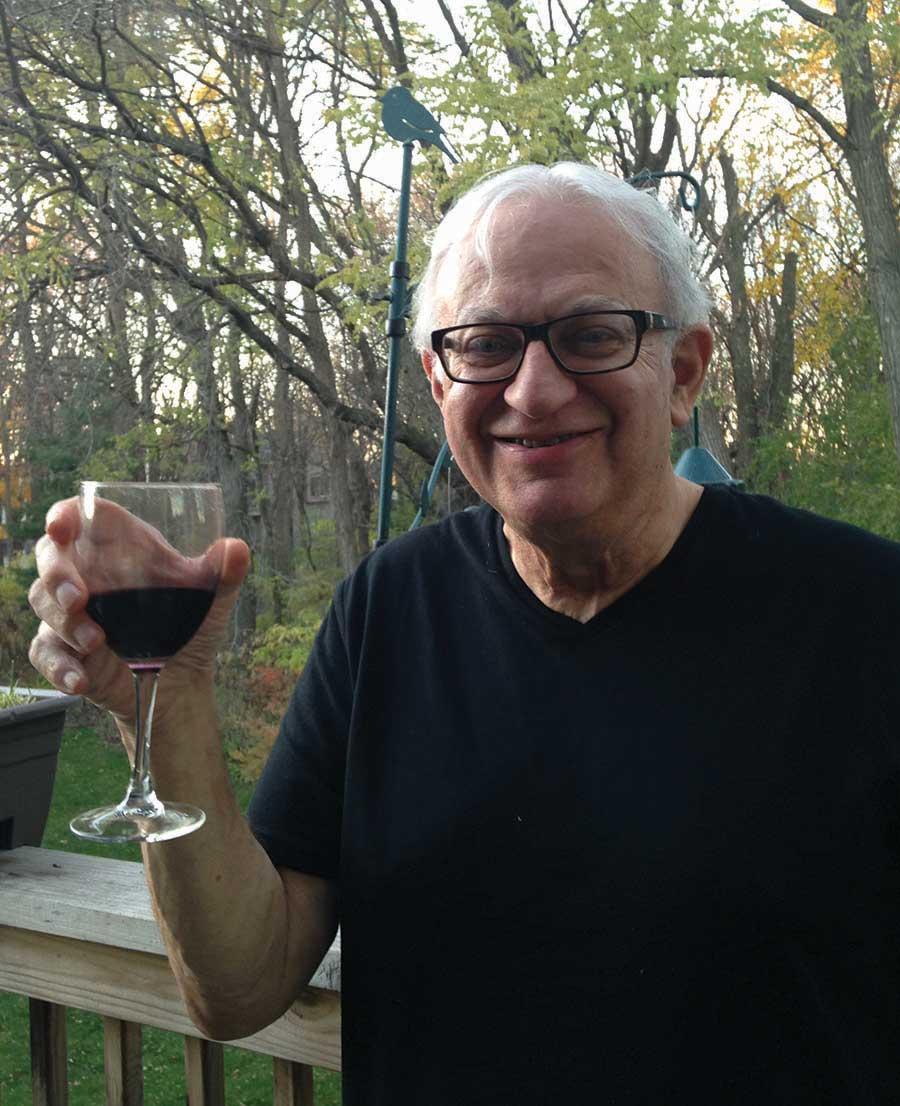 Unowsky Receives Pat Bell Award